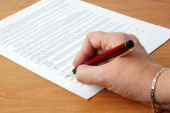 Get all of your tenants to sign a lease agreement. Have it reviewed by a lawyer to ensure it follows local laws.
